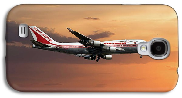 Air India Boeing 747-437 Galaxy S4 Case