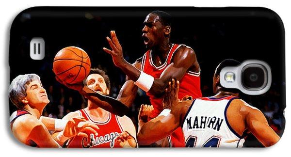 Air Jordan 1984 Rookie Year Galaxy S4 Case