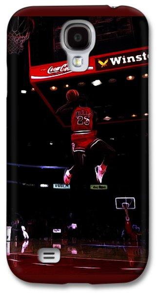 Air Jordan 1988 Slam Dunk Contest Galaxy S4 Case