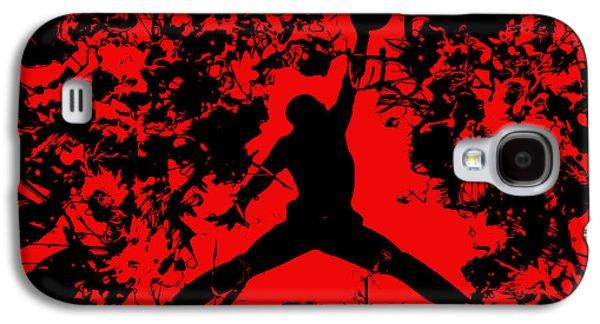 Air Jordan 1b Galaxy S4 Case by Brian Reaves