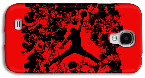 Air Jordan 1b Galaxy S4 Case by Brian Reaves