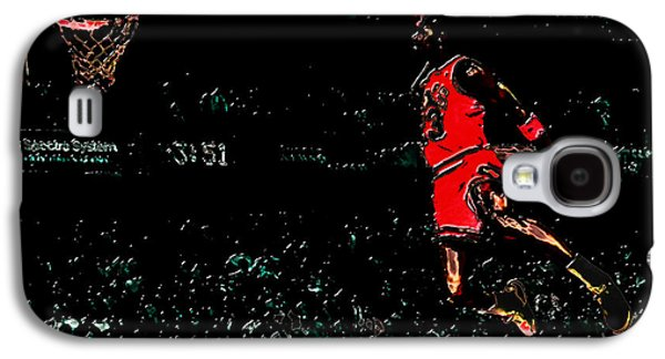 Air Jordan In Flight 3g Galaxy S4 Case
