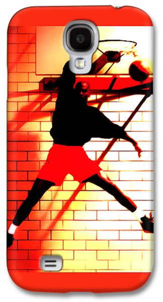 Air Jordan Where It All Started Galaxy S4 Case by Brian Reaves