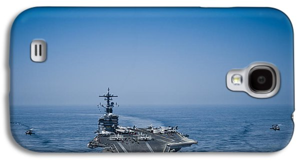 Aircraft From Carrier Air Wing Galaxy S4 Case