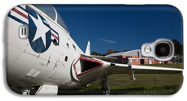 Airplane At A Historic Site, Tuskegee Galaxy S4 Case by Panoramic Images
