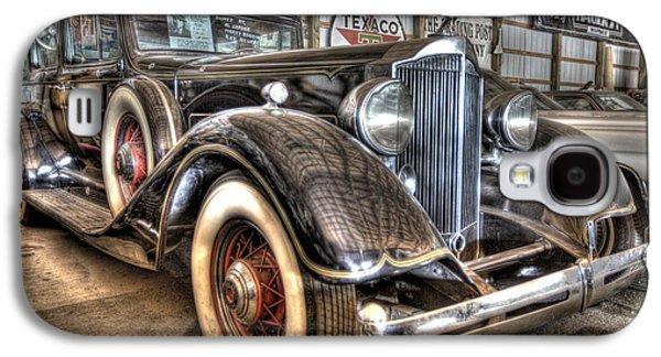 Al Capone's Packard Galaxy S4 Case