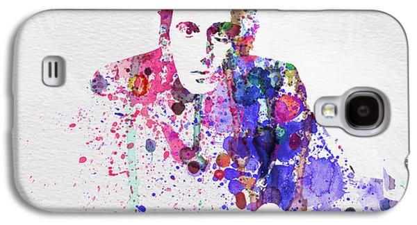 Al Pacino Galaxy S4 Case by Naxart Studio