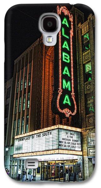 Alabama Theater Galaxy S4 Case by Stephen Stookey