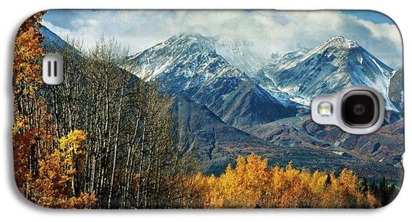 Alaskan Fall 1 Galaxy S4 Case by Marty Koch