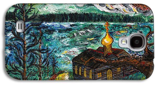 Alaskan Orthodox Church Galaxy S4 Case