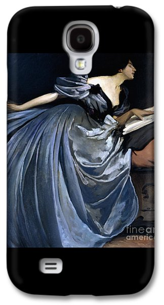 Alathea Galaxy S4 Case by John White Alexander