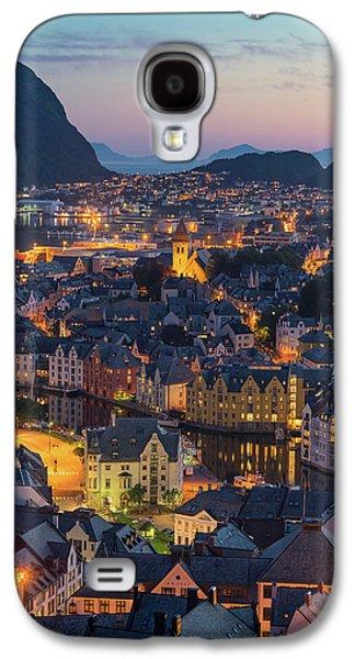 Alesund 02 Galaxy S4 Case