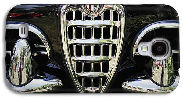 Antique Automobiles Galaxy S4 Cases - Alfa Romeo Galaxy S4 Case by Dennis Hedberg