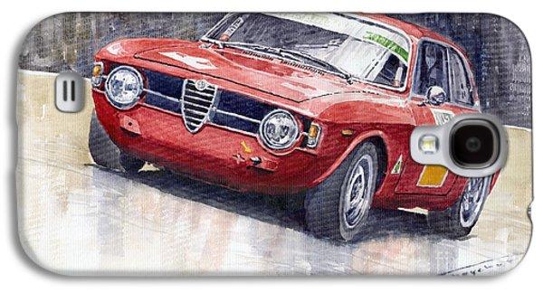Alfa Romeo Giulie Sprint Gt 1966 Galaxy S4 Case by Yuriy  Shevchuk