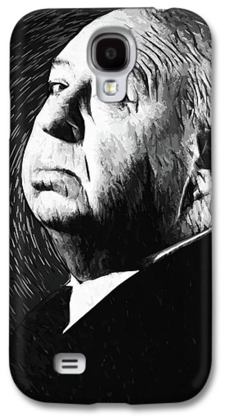 Alfred Hitchcock Galaxy S4 Case