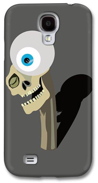 Alfred Kubin Galaxy S4 Case by Michael Jordan