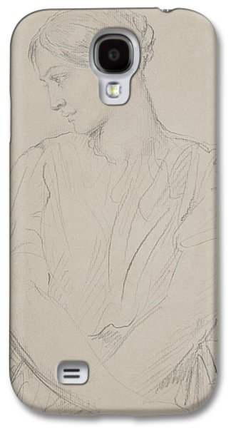 Alice Ozy Galaxy S4 Case by Theodore Chasseriau