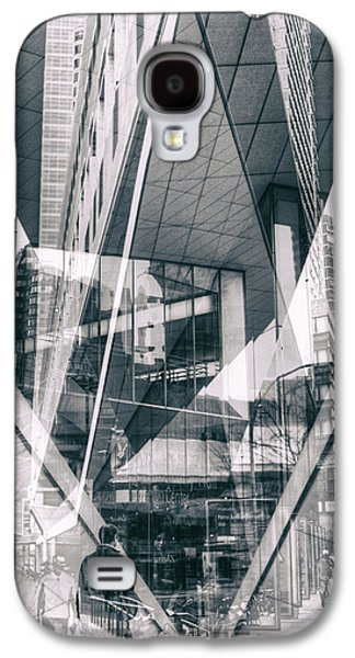 Galaxy S4 Case featuring the photograph Alice Tully Hall by Dave Beckerman