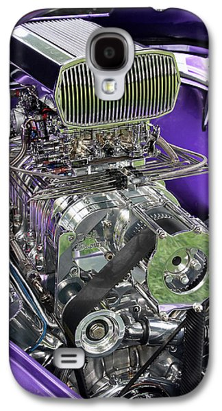 All Chromed Engine With Blower Galaxy S4 Case