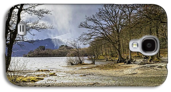 Galaxy S4 Case featuring the photograph All Seasons At Loch Lomond by Jeremy Lavender Photography