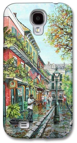 Alley Jazz Galaxy S4 Case
