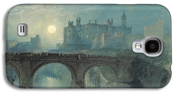 Castle Galaxy S4 Case - Alnwick Castle by Joseph Mallord William Turner