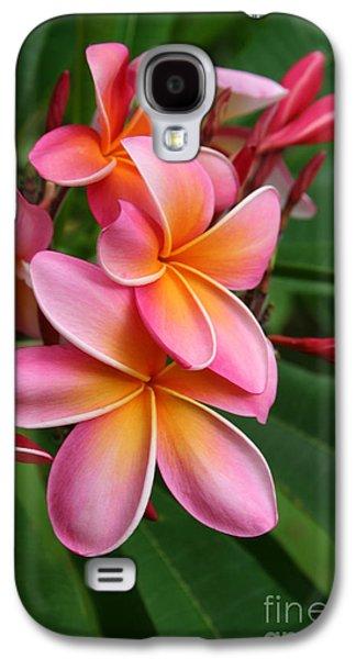 Aloha Lei Pua Melia Keanae Galaxy S4 Case