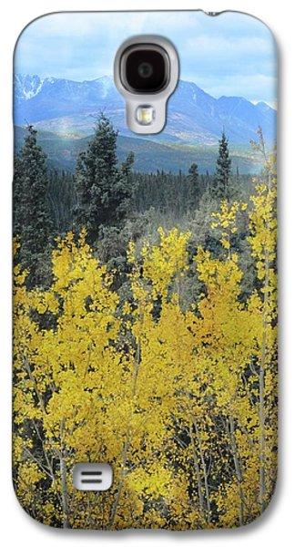 Along The Alaskan Highway  Galaxy S4 Case by Marty Koch