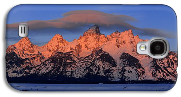 Alpenglow Tetons 2 Galaxy S4 Case