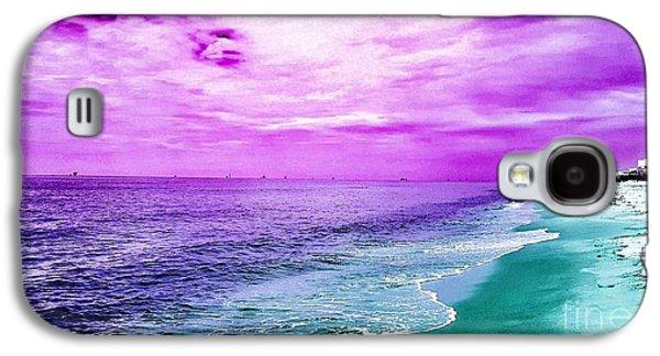 Alternate Beach Escape Galaxy S4 Case