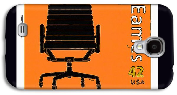 Aluminum Group Chair Galaxy S4 Case by Lanjee Chee