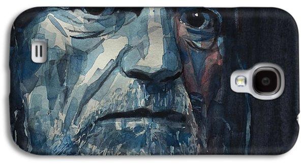 Always On My Mind - Willie Nelson  Galaxy S4 Case