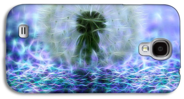 Always Wishing Galaxy S4 Case by Krissy Katsimbras