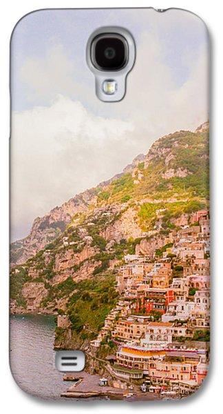 Amalfi Coast Italy 2 Galaxy S4 Case by Ariane Moshayedi