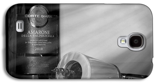 Amarone Wine And Ivory Corkscrew Galaxy S4 Case by Stefano Senise