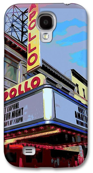 Amateur Night At The Apollo Galaxy S4 Case by Ed Weidman
