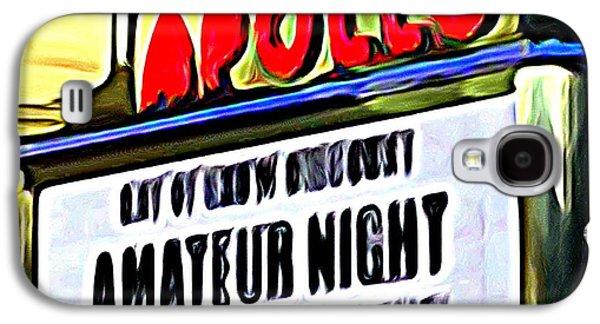 Amateur Night Galaxy S4 Case
