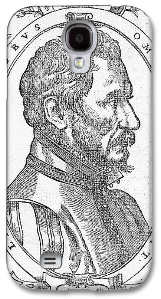 Ambroise Pare, French Surgeon, 1561 Galaxy S4 Case