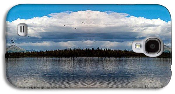 America The Beautiful 2 - Alaska Galaxy S4 Case by Madeline Ellis