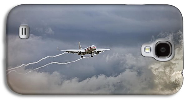 American Aircraft Landing Galaxy S4 Case