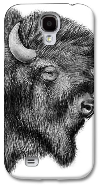 American Bison Galaxy S4 Case