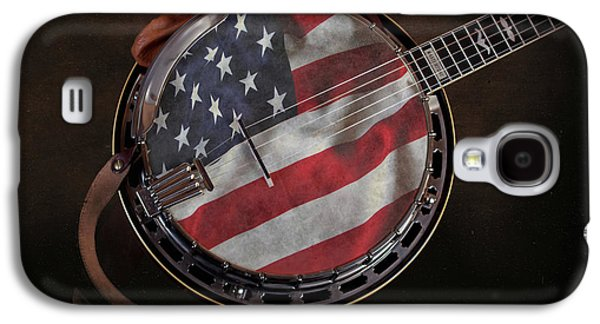 American Bluegrass Music Galaxy S4 Case by Tom Mc Nemar