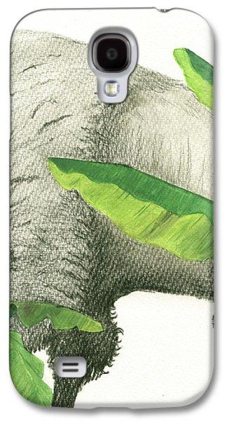 American Buffalo 2 Galaxy S4 Case by Juan Bosco