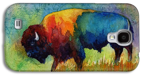 American Buffalo IIi Galaxy S4 Case by Hailey E Herrera