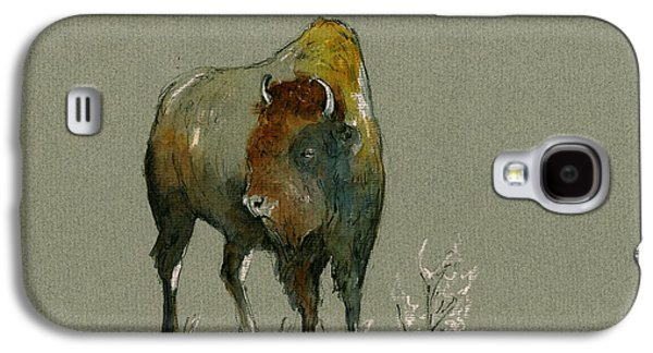 American Buffalo Galaxy S4 Case