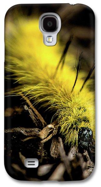 American Dagger Moth Caterpillar Galaxy S4 Case