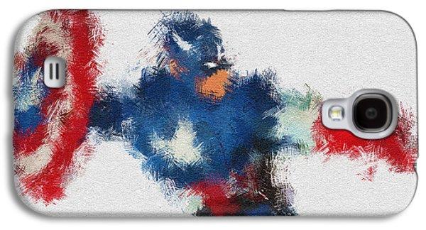 American Hero 2 Galaxy S4 Case by Miranda Sether