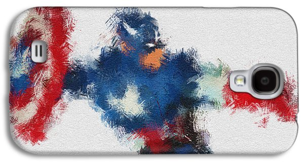 American Hero 2 Galaxy S4 Case by Miranda Sether