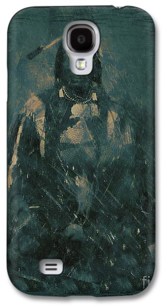 American Indian 1847 Galaxy S4 Case by RJ Aguilar