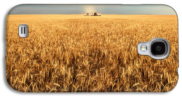 America's Breadbasket Galaxy S4 Case by Todd Klassy